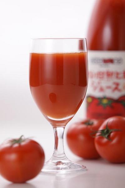 トマトがテレビに!メタボに?!肥満防止に?!