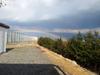 あっ!虹が!!!