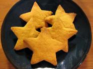トマトジュースで作るトマトクッキー