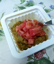 簡単!美味しい!!トマト納豆